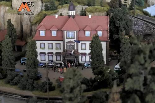 Haus auf der H0 Anlage