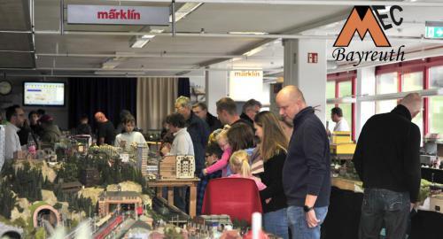 Besucher am 2. Weihnachtsfahrtag im MEC Club Heim