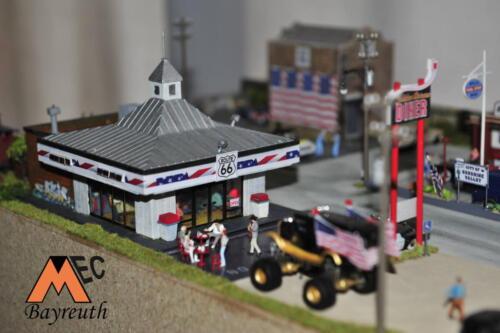 werner 4 mec - Sunshine Valley - Diner
